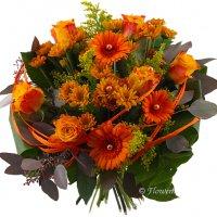 Höstmys - Buketter - Skicka blommor i Göteborg